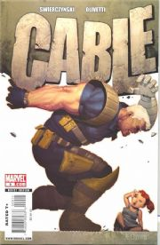 Cable #9 (2008) Marvel comic book